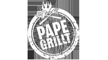 Pape grillt